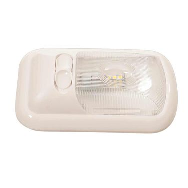 LED Euro Light Fixture, Single- Soft White