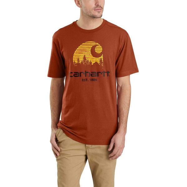 "Carhartt Men's Mountain ""C"" Graphic Short-Sleeve Tee"