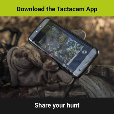 Tactacam SOLO WiFi Hunting Action Camera, Hunter Package