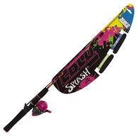 Zebco Splash Jr. Spin Rod, Pink