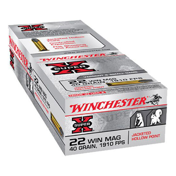 Winchester Super-X .22 Ammunition