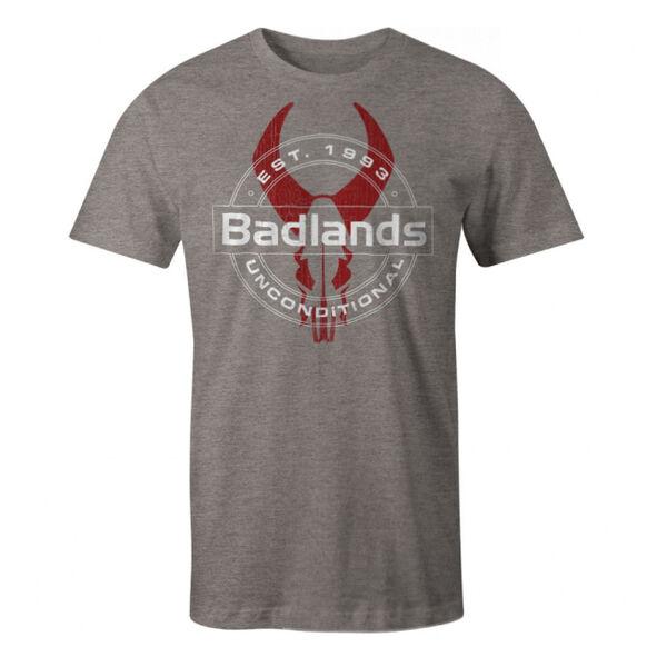 Badlands Men's Unconditional Short-Sleeve Tee