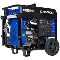 DuroMax Dual Fuel 15,000-Watt Electric Start Generator