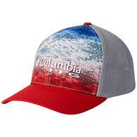 Columbia Men's PFG Camo Mesh Ball Cap