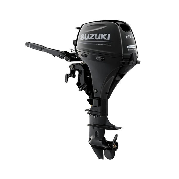 Suzuki 20 HP Outboard Motor, Model DF20AEL3