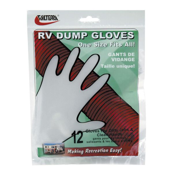 RV Dump Gloves