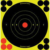 Shoot-N-C Bull's-Eye Targets, 12-Pk.