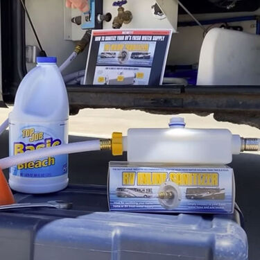RV Inline Sanitizer