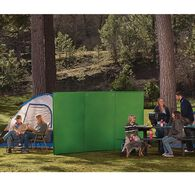 WallUp Portable Privacy Wall, Green