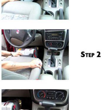 Even Brake Towed Car Braking System