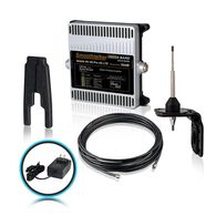 Smoothtalker RV X6 Pro 50dB 4G LTE Extreme Power Cellular Booster Kit with 120 Volt Wall Power