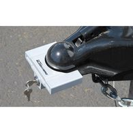 "2"" & 2 5/16"" Trailer Coupler Lock"