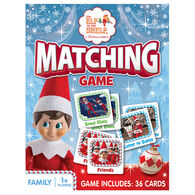 MasterPieces Elf on the Shelf Matching Game
