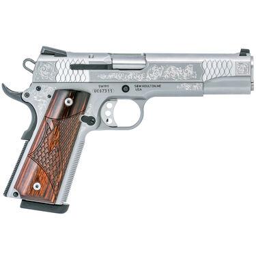 Smith & Wesson SW1911 Engraved Handgun