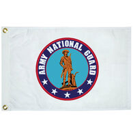 "Military Flag Army National Guard, 12"" x 18"""