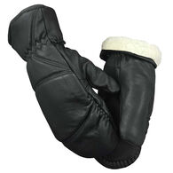 Ultimate Terrain Men's Deerskin Buttersoft Mitten