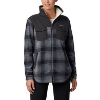 Women's Columbia Benton Springs Overlay Fleece