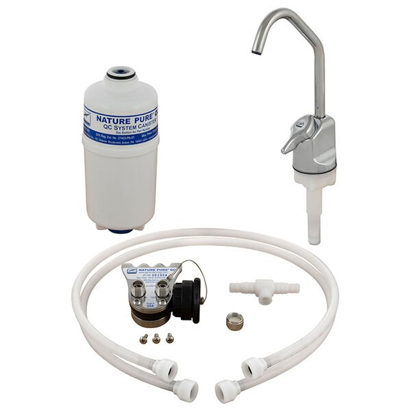 Nature Pure RS2QC Faucet Drinking Water System