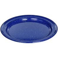 "GSI Outdoors 10"" Enamelware Plate, Blue"