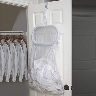 Smart Design Over-the-Door Hanging Hamper