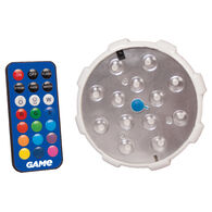 Game LED Color-Changing Pool Wall Light