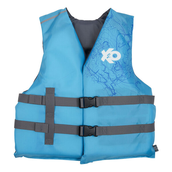 X20 Youth Open-Sided Life Vest