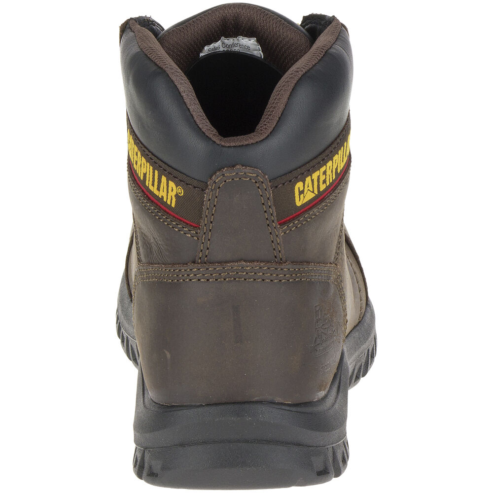 60fa6dc94cc CAT Men's Outline Steel Toe Work Boot