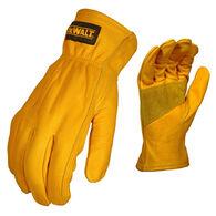 DeWalt Premium AB Grade Leather Driver Glove