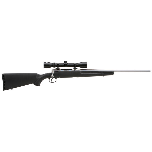 Savage Axis XP Stainless Centerfire Rifle Package