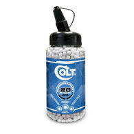 Soft Air Colt .20G Airsoft BBs, 2000-ct.