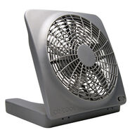 """10"""" Battery-Operated Fan with AC Adapter"""