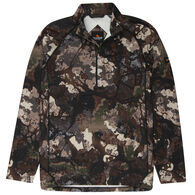 Guide Series Men's Quarter-Zip Pullover, Veil Stoke Camo