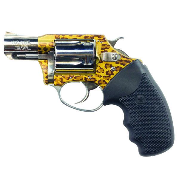 Charter Arms Undercover Lite Leopard Handgun