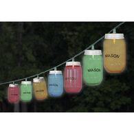 Mason Jar Mini Light Set