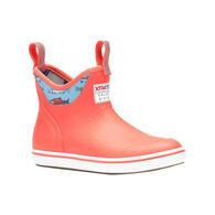 "XtraTuf Women's Salmon Sisters 6"" Ankle Deck Boot"