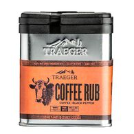 Traeger Coffee Rub, 8.25 oz.