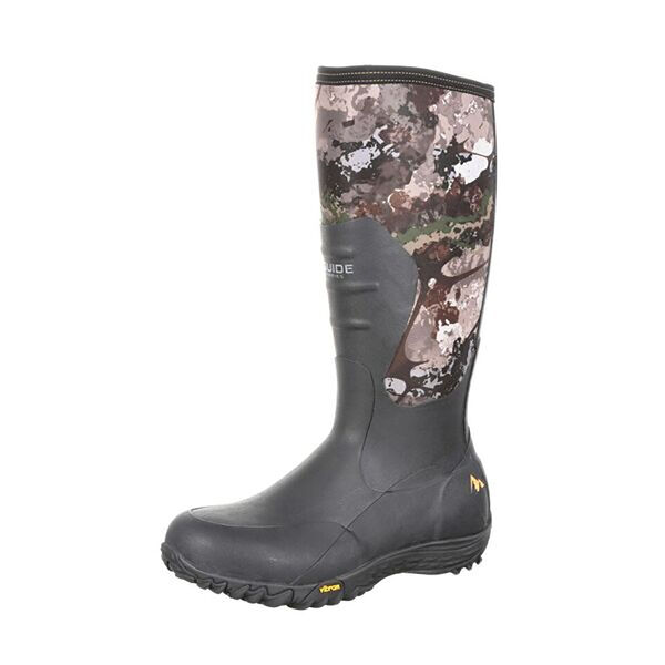 """Guide Series Men's Big Game Pro Waterproof 16"""" Rubber Hunting Boot<br />"""
