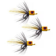 K & E Stopper Floating Popper Dry Fly