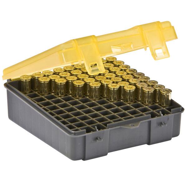 Plano 100-Round Medium Handgun Ammo Case, .357 Mag/.38 Special/.38 S&W