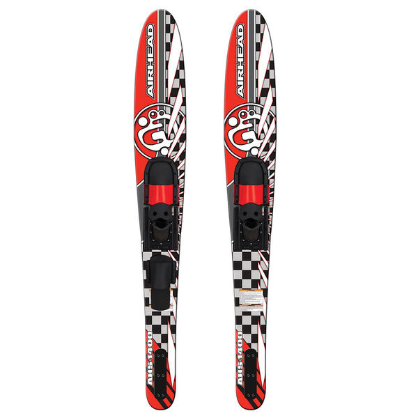 Airhead S-1400 Wide Body Combo Skis