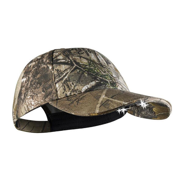 Panther Vision PowerCap Structured Camo LED Lighted Hat