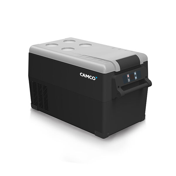Camco 350 Portable 35-Liter Electric Cooler with Single Zone Cooling