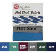 Hot Shot Coated Polyester Fabric Sample Card