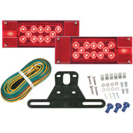 Optronics LED Low-Profile Trailer Tail Light Kit