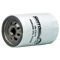 Sierra Marine Oil Filter, 18-7876, Long GM Canister, for most GM (except V-6)
