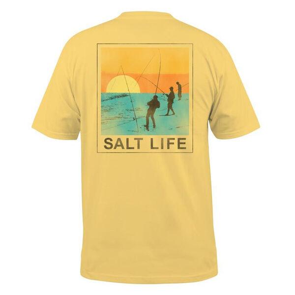 Salt Life Men's Endless Fishing Pocket Short-Sleeve Tee