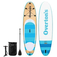 Overton's Inflatable Stand Up Paddleboard Package