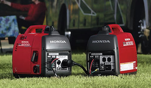 Save up to $300 on Portable Generators