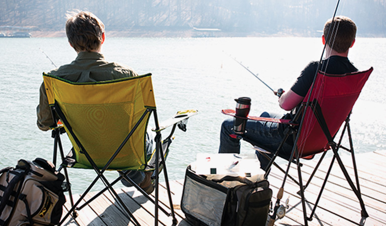 Save up to 30% on camp chairs