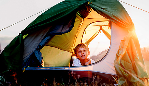 Save up to 30% on Tents, Sleeping Bags & Chairs